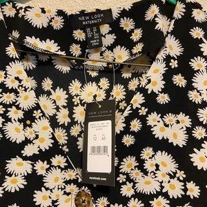 NWT asos daisy maternity dress
